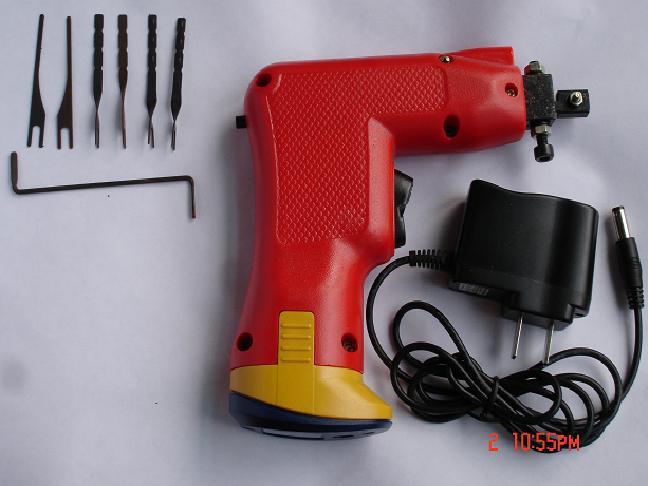 Electornic Lock Pick Gun