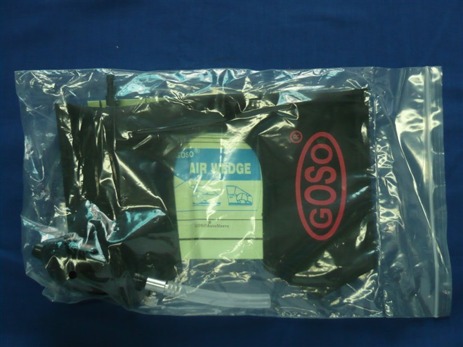 GOSO U Shaped Airbag black