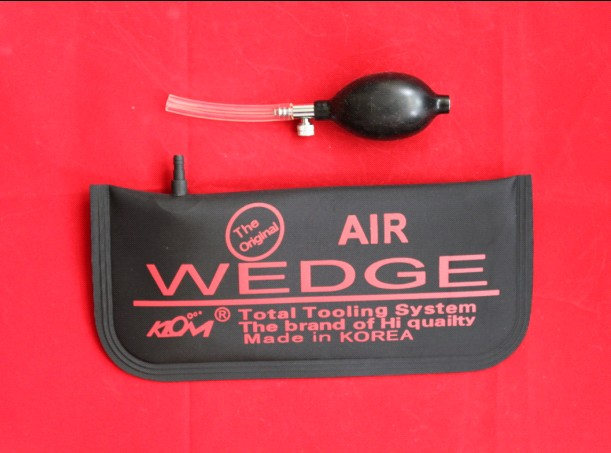KLOM Air Wedge Big Black