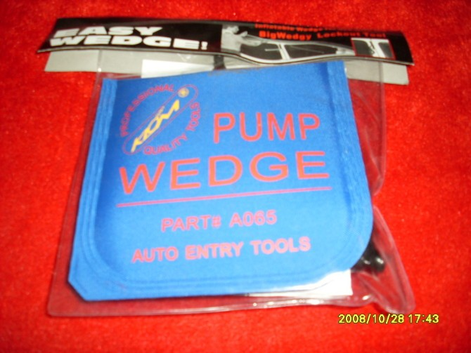 KLOM Air Wedge