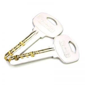 Transparent Mul-T-Lock Practice Lock