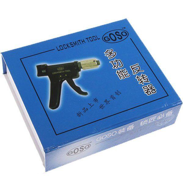 GOSO Gun Style Plug Spinner