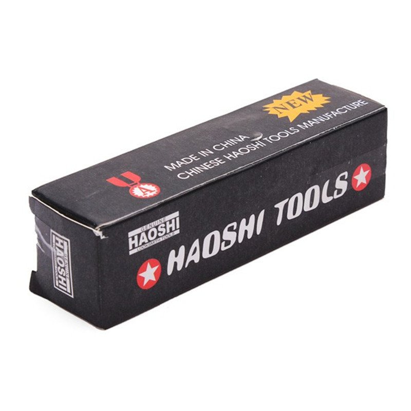 Haoshi 8 Pin Stainless Steel Tubular Lock Tool Tubular Civil Unlock Tools Set