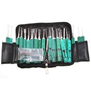KLOM 32 Pieces Lock Pick Set