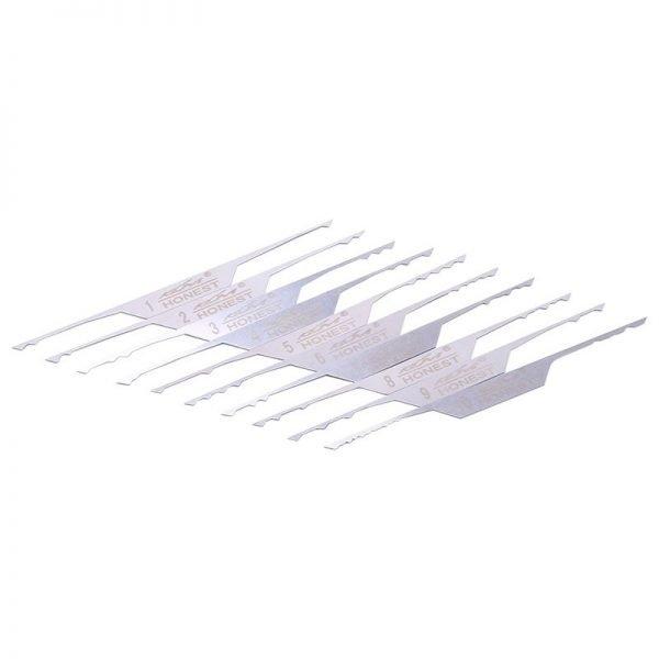 KLOM Finger Rake Picks & Wave Picks Set