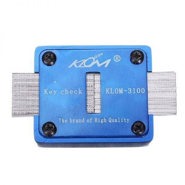 KLOM Key Profile Impressioner
