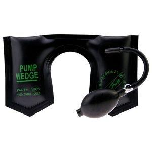 KLOM Pump Wedge Black