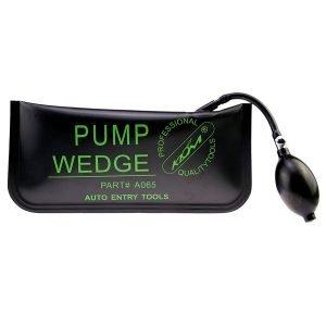 KLOM Pump Wedge Black Large