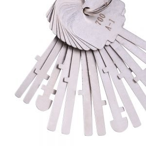 KLOM Warded Pick Set (40 Keys)