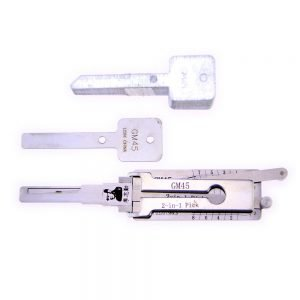 Lishi GM45 2in1 Decoder and Pick