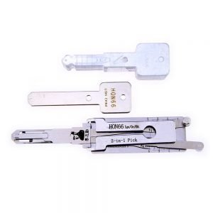 Lishi HON66 2in1 Decoder and Pick