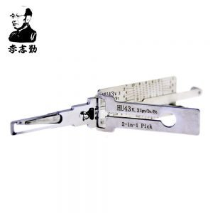 Lishi HU43 2in1 Decoder and Pick