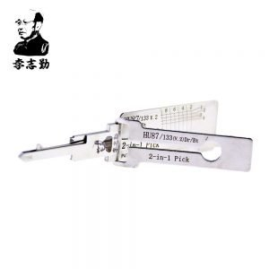 Lishi HU87 2in1 Decoder and Pick