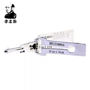 Lishi HY17/HYN15 2in1 Decoder and Pick