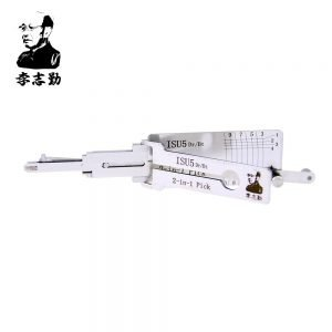 Lishi ISU5 2in1 Decoder and Pick