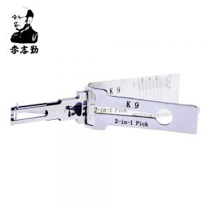 Lishi K9 2in1 Decoder and Pick