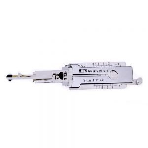 Lishi MIT8 Ign (GM15/GM19/SZ12) 2in1 Decoder and Pick
