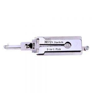 Lishi NE72 2in1 Decoder and Pick