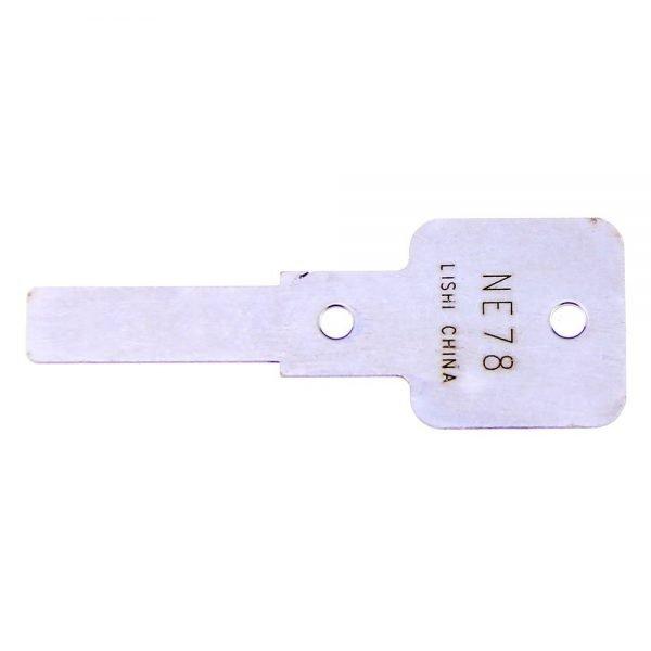Lishi NE78 2in1 Decoder and Pick