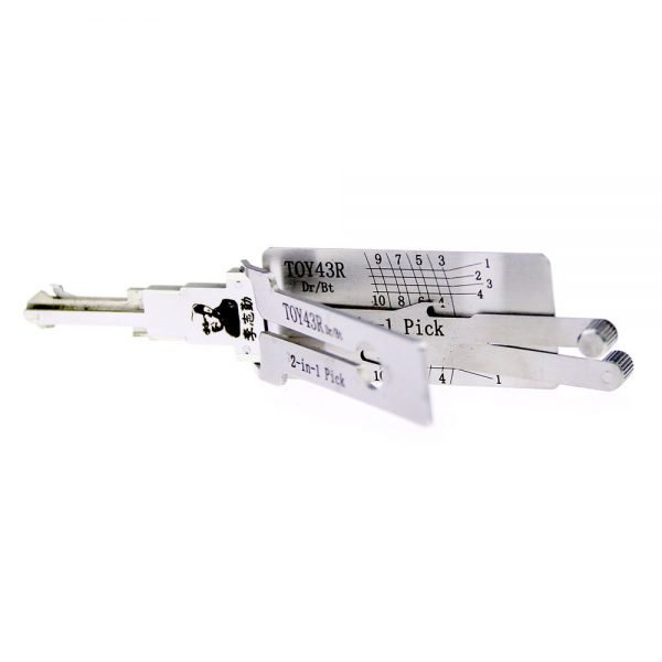 Lishi TOY43R 2in1 Decoder and Pick