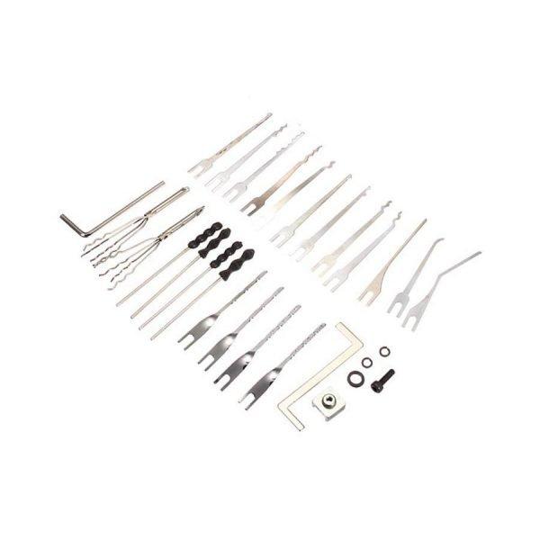Replacement KLOM Pick Gun Needle Set