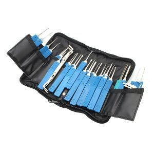 JSSY 28 Pieces Lock Pick Set